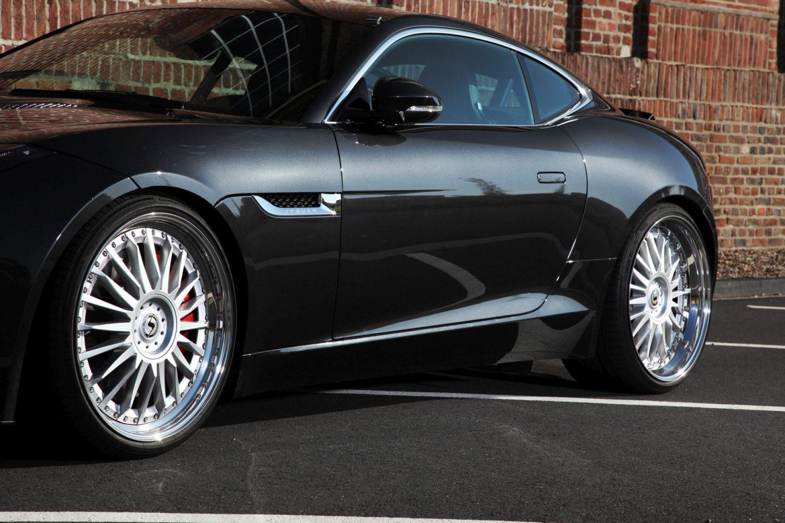 Jaguar F Type Wheels Ccline Schmidt Wheels