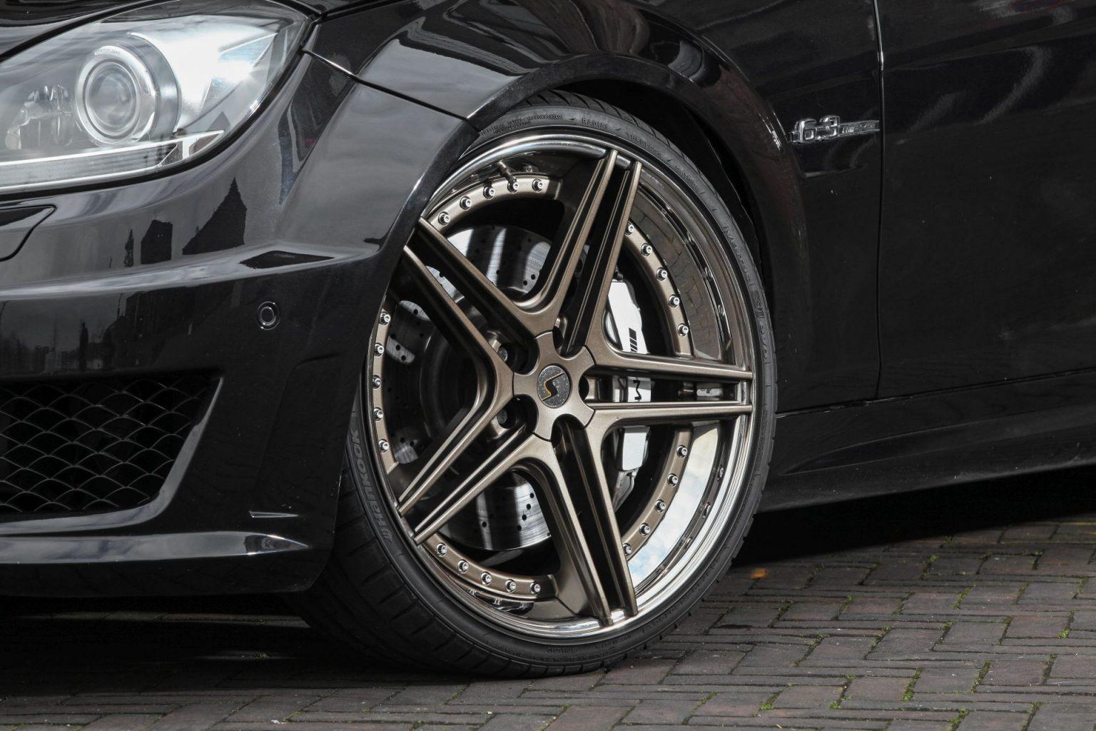 All Types amg black series wheels : Mercedes C63 AMG wheels by Raceland #FSLine - Schmidt Wheels