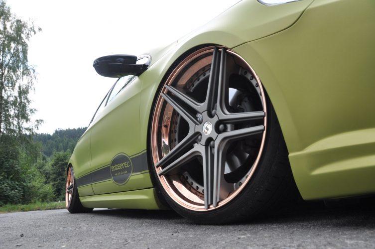 Schmidt Revolution Multi Part Wheels FS-Line