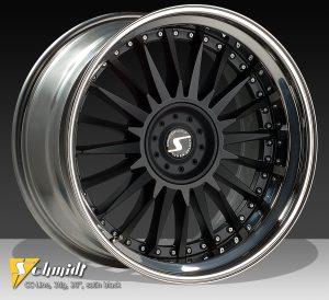 20 inch CC-Line wheel