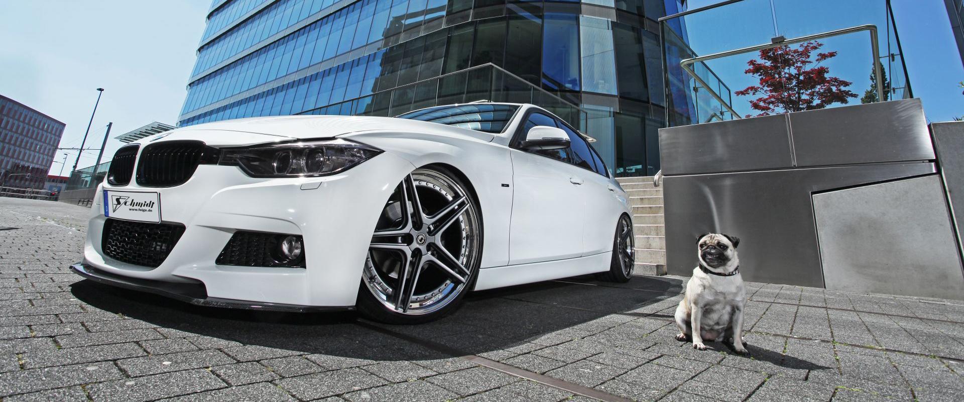 Bmw 3 Series F30 Wheels By Schmidtwheels Fsline Schmidt Wheels
