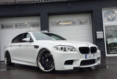 Schmidt FS-Line 21 inch BMW M5 F10 wheels title