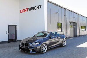 BMW LW M2 Lightweight Drago wheels